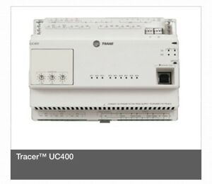 Trane Uc400 Tracer Bacnet Programmable Controller