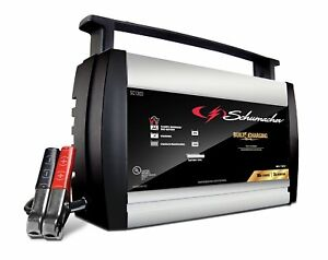 Automatic Battery Charger For Car Or Boat 12 Volt And 6 Volt 10 Amps Float Mode