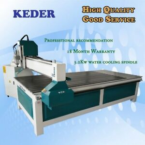 3kw Wind Cooling Cnc Router 3 Axis 5 10 1530 Woodworking Carving Machine