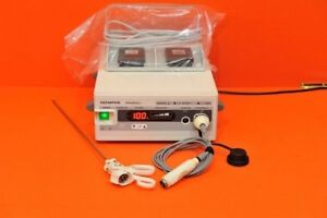 Olympus Sonosurg G2 Generator With Transducer And T3070 Scissors