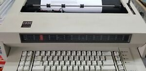 Ibm Wheelwriter 5 Electric Typewriter Wordprocessor 90 Day Warranty