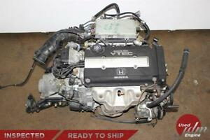 Jdm Honda B18c Gsr Engine 5 Speed Lsd Transmission Ecu B18c Vtec Integra