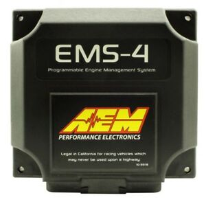 Aem Ems 4 Programmable Universal Standalone Engine Management System 30 6905