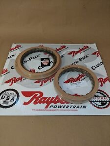 Gm Th350 Transmission Complete Friction Set Raybestos Oe Tan Lining 1969 1979