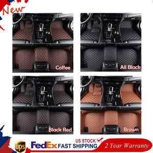 For Bmw X5 F15 E70 2007 2018 Car Floor Mats Waterproof Pad Car Carpet Waterproof