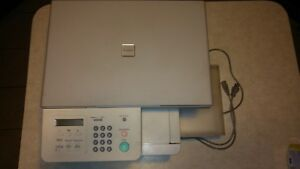 Canon Imageclass D320 Digital Printer And Copier Used In Working Condition