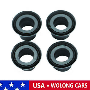 4x New Manual Shifter Bushings Fits For 1991 2003 Ford Escort 1994 1997 Aspire