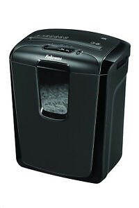 Fellowes Powershred 49c 8 sheet Cross cut Paper And Credit Card Shredder