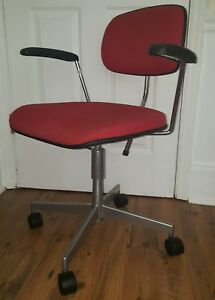 Danish Task Chair By Labofa Mid Century Modern Denmark