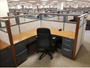Knolls Office Cubicles