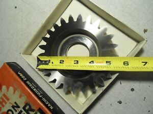 Nachi Gear Shaper Cutter