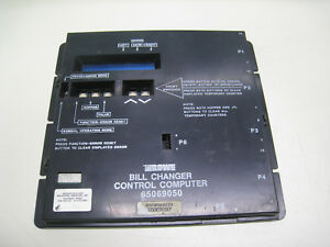 Rowe Bill Changer Control Computer 65069050 Free Shipping