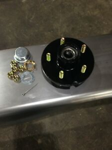 Hub Kit And Spindle