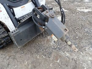 2015 Bobcat 15c Auger Drive Unit For Skid Steer Loaders Ssl Quick Attach