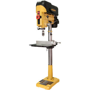 New Powermatic 1792800b 18 Inch Variable Speed Drill Press