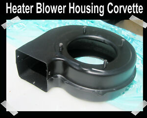 Corvette 1958 1959 1960 1961 1962 Heater Motor Metal Housing For Motor 1956 1957