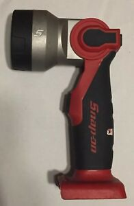 Snap On Red Rechargeable 18v Led Dual Work Light Ctled8850