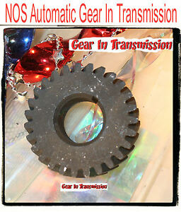 Corvette 1958 1959 1960 Automatic Gear For Inside Transmission Nos 1957