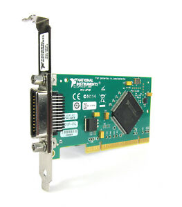 Ni Pci gpib Gpib Controller 188513f 01l 2007 National Instruments tested