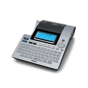Brother P touch Model Pt 2700 2710 Label Maker With Tape