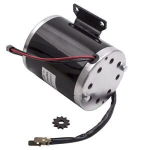 500w 24v Dc Electric Motor My Zy 1020 For Scooter Go kart Minibike Diy Project