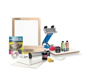 Diy Screen Printing Complete Kit
