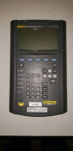 Fluke Networks 683 Enterprise Lan Meter Network Tester