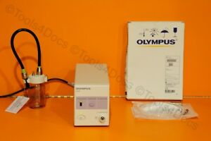 Olympus Ucr Co2 Regulation Unit W maj 902 Water Bottle Maj 1741 Ucr Gas Tube