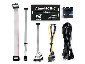 Cost Effective Original Atmel ice c Kits Pcba Inside Debugger Supports