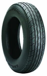 4 New Carlisle Sport Trail Lh Bias Trailer Tires Only St205 75d15 205 75 6pr Lrc