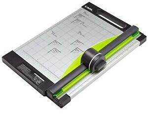 New Carl Professional Rotary Paper Trimmer 15 inch 15 Sheet Cutting Capacity