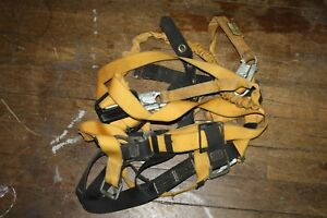 Titan By Miller Full Body Safety Harness With Lanyard