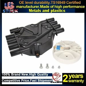 Vortec 8 Ignition Distributor Cap And Rotor Kit Fits Chevrolet Gmc 5 0 5 7l