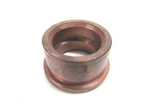 Lot Of 4 Dme Bronze Plated Shoulder Bushing 1 Id X 7 8 Long Lbb0807