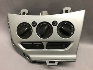 13 14 Ford Focus Ac Heater Gasoline Manual Ac Climate Control Oem