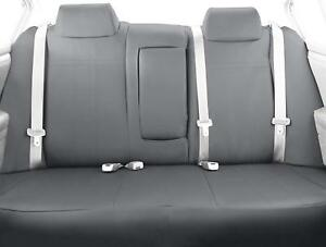 Caltrend Rear Row 40 60 Split Bench Custom Fit Seat Cover Toyota Highlander