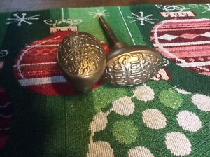 Antique Brass Door Knobs New York City Public School Architectural Salvage