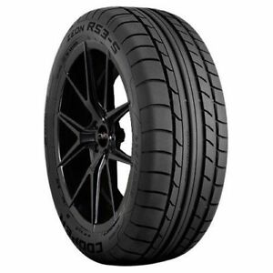 New Cooper Zeon Rs3s Summer Performance Tire 275 40r18 275 40 18 2754018 99y