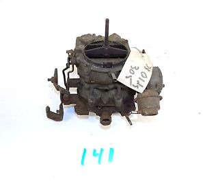 1978 78 Buick Chevy Olds Gmc 305 Rochester 2 Jet Carburetor 17058108 1098 Bfx