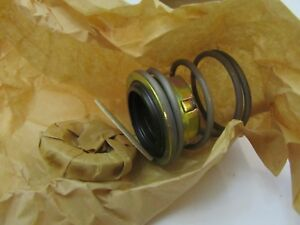 Viking Pump Mechanical Seal Assembly 2 475 001 999 00