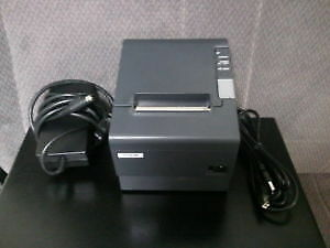Epson Network Receipt Pos Network Printer Usb Tm t88iv M129h Ps 180