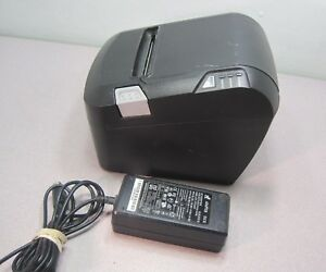 Posx Evo Hispeed Usb Thermal Receipt Printer With Power Supply