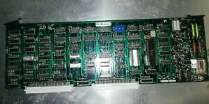 12509519x Pcb For Solartron Sclumberger 1250 Frequency Response Analyzer