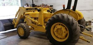 1996 Ford Tractor Loader