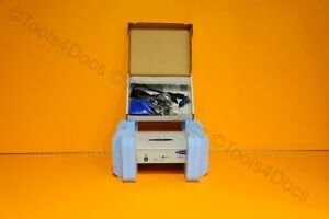 Brand New Surgrx Enseal Rf 60 Vessel Sealing Generator With Foot switch