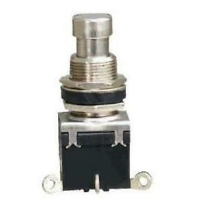 Momentary Spdt Foot Switch For Guitar Pedals Solder Lugs