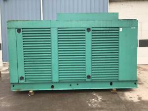 _500 Kw Cummins Onan Generator Set 1998 12 Lead Reconnectable Weather Proo