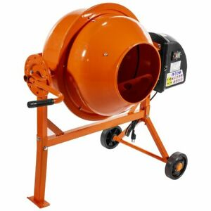 Small Electric Cement Mixer Machine