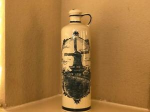 Delft Dutch Hand Painted Vasebottle