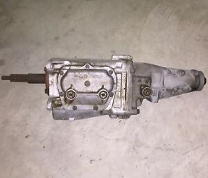 1970 Muncie M20 4 Speed Transmission A Code 2 52 1st Gear Good Core